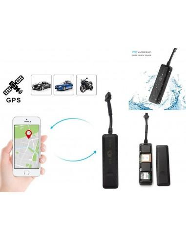 LOCALIZZATORE SATELLITARE GPS GSM...