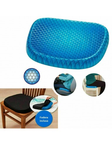 Gel Cushion Silla Asiento HoneyComb...
