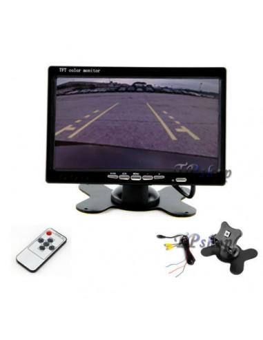 MONITOR LCD TFT 7'' TELECAMERA...