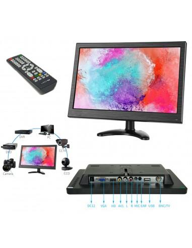 Monitor HDMI VGA pantalla LCD TFT...