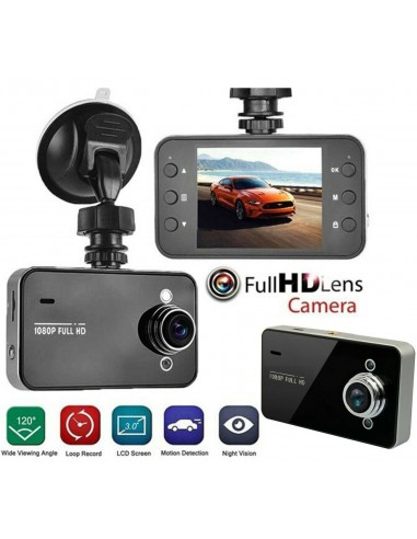 MINI CÁMARA DVR PARA COCHE FULL HD...