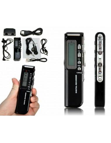 Mini registratore vocale usb digitale...
