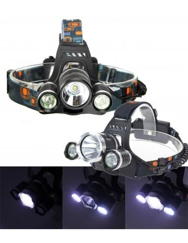 TORCIA LAMPADA FRONTALE LED...