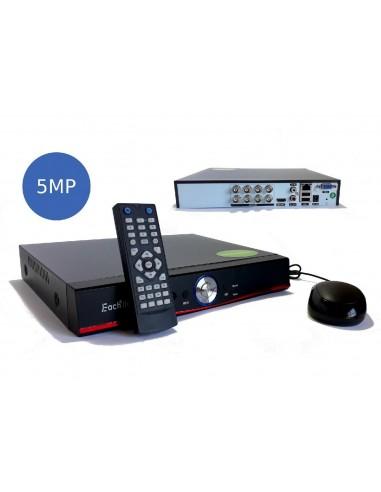 DVR Videosorveglianza AHD ibrido 8...