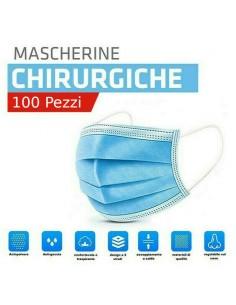 100 Mascherine chirurgiche...