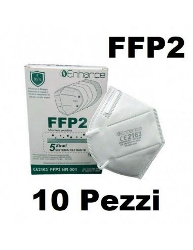 10 Mascherine Protettive FFP2...
