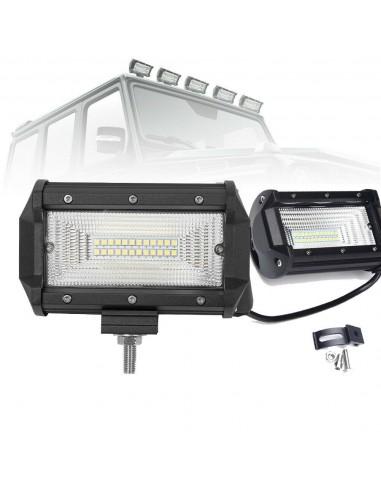 2 x 72W LED LUCE FARO 12V 24V...