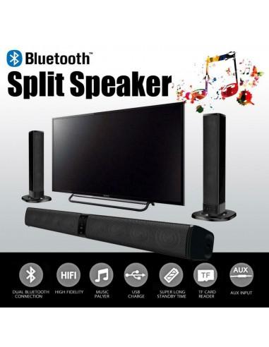 Cassa Speaker Bluetooth SoundBar 2 in...